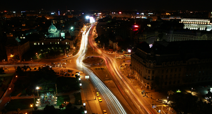 Transfers from airport Otopeni to Bucharest